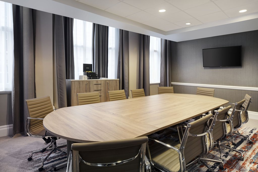 Jurys Inn Cardiff-Pembroke Suite Boardroom<br/>Image from Leonardo