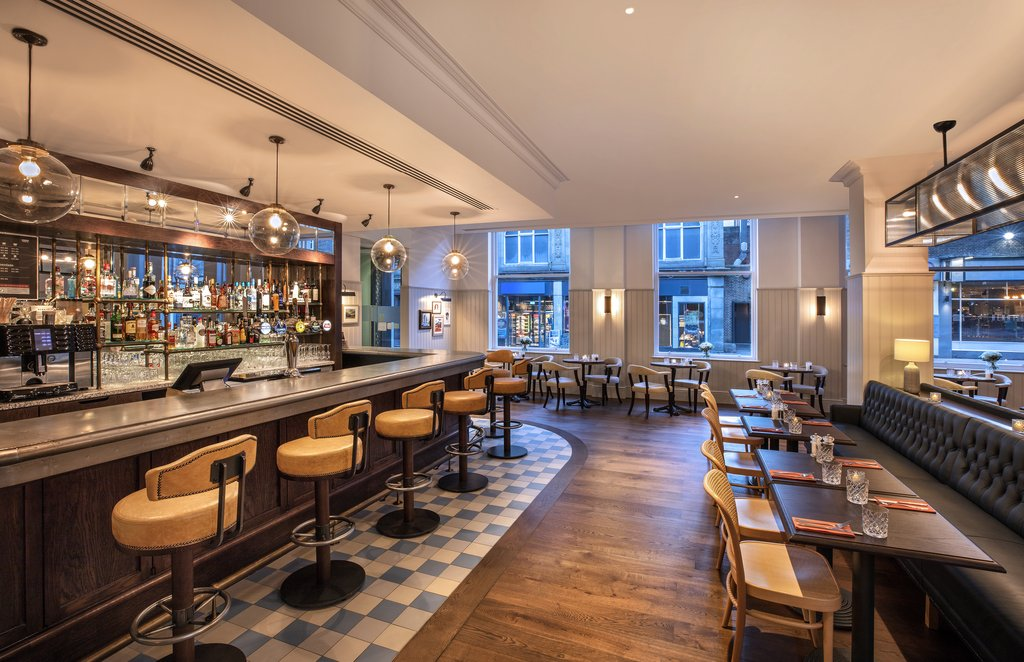 Jurys Inn Cardiff-Oddsocks Bar & Kitchen<br/>Image from Leonardo