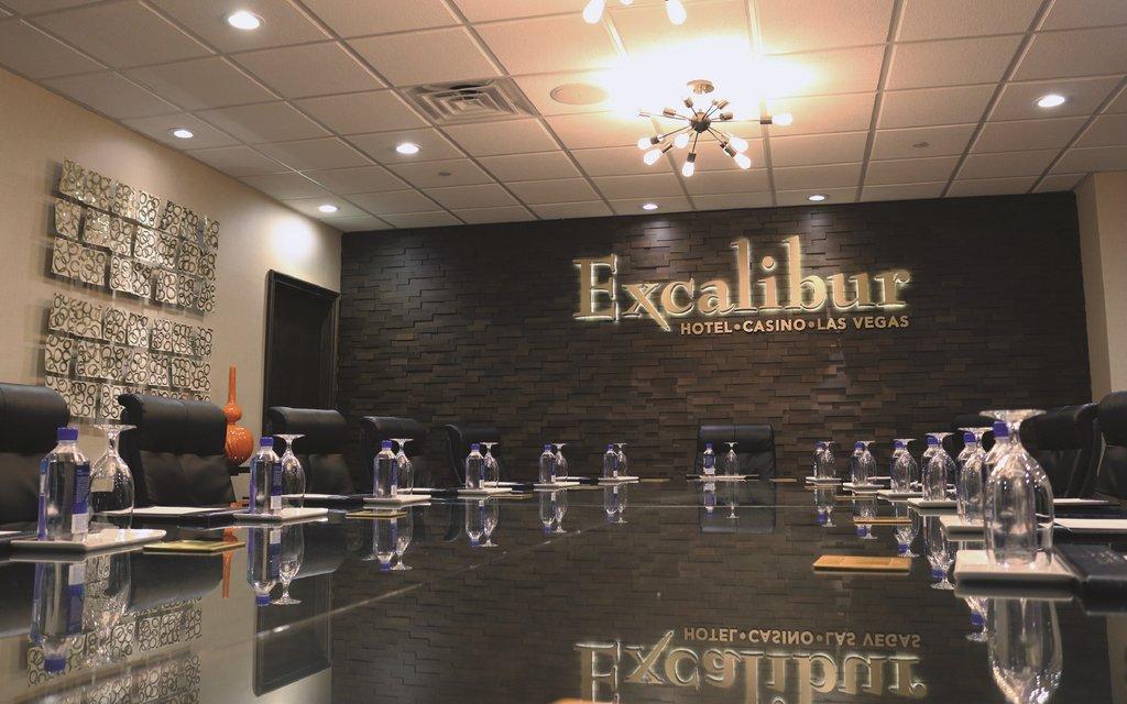 Excalibur Hotel and Casino - EXMeeting Rm <br/>Image from Leonardo