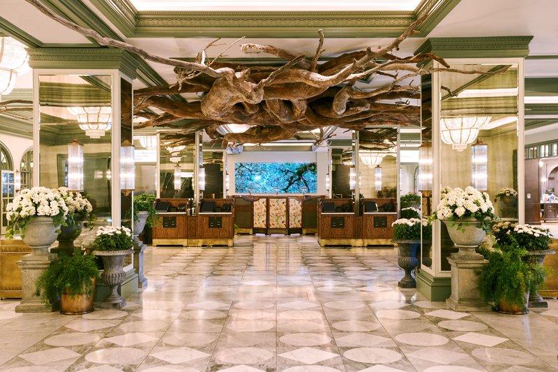 Park MGM Las Vegas - Park MGM Lobby <br/>Image from Leonardo