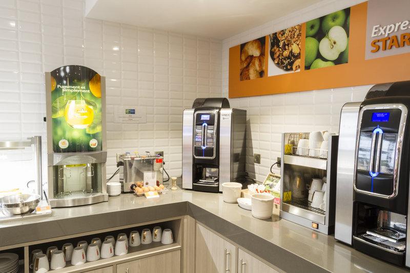 Holiday Inn Express Amiens-Breakfast Buffet<br/>Image from Leonardo