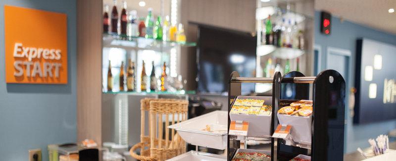 Holiday Inn Express Amiens-Breakfast Bar<br/>Image from Leonardo