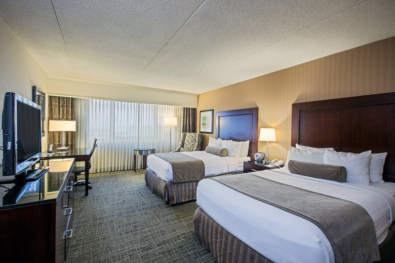 Crowne Plaza St. Louis Airport-Double Bed Guest Room<br/>Image from Leonardo