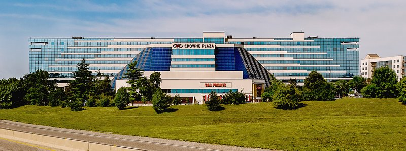 Crowne Plaza St. Louis Airport-Hotel Exterior<br/>Image from Leonardo