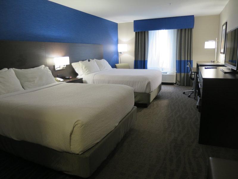 Holiday Inn Hotel & Suites Regina-Two Queen Bedroom with Wet Bar <br/>Image from Leonardo