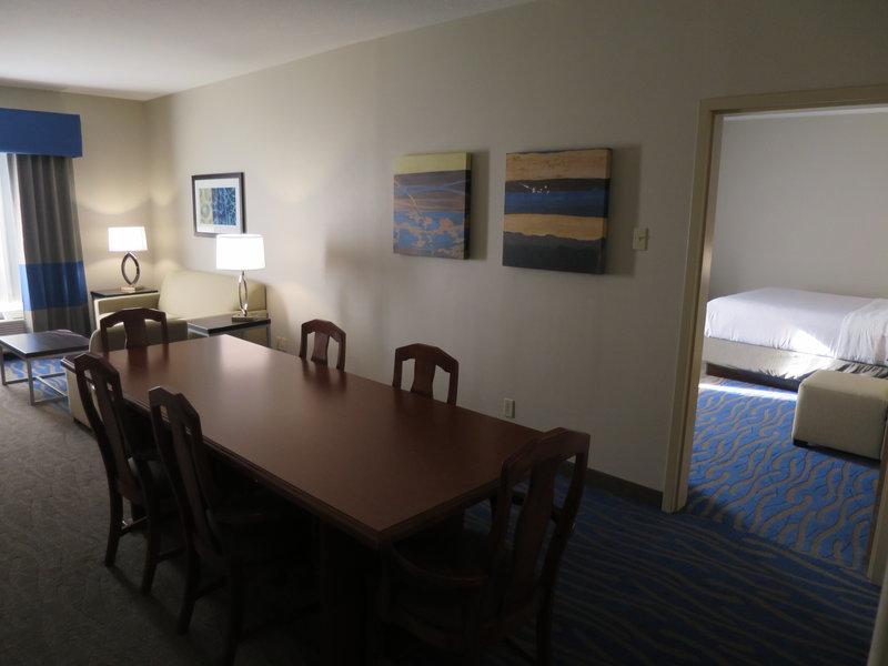Holiday Inn Hotel & Suites Regina-Suite<br/>Image from Leonardo