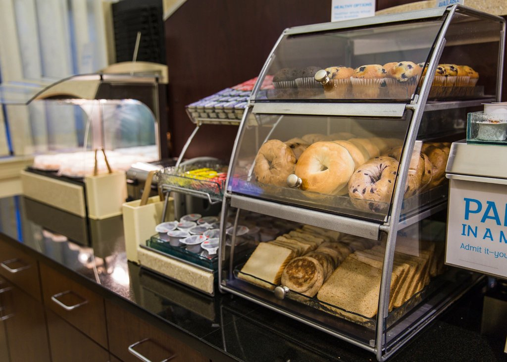 Holiday Inn Express Baltimore-Downtown-Breakfast Bar<br/>Image from Leonardo
