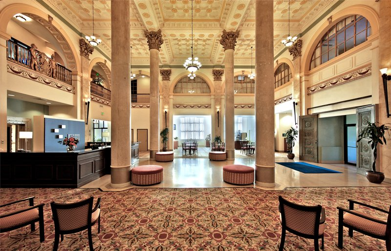 Holiday Inn Express Baltimore-Downtown-Hotel Lobby<br/>Image from Leonardo