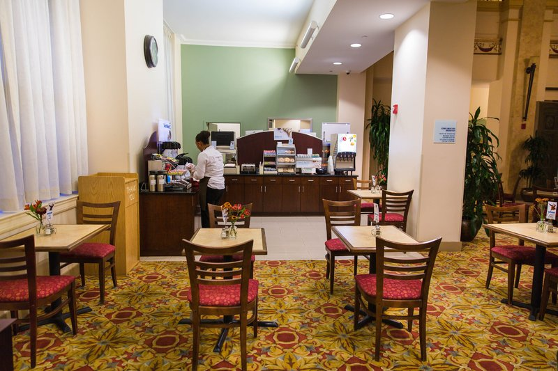 Holiday Inn Express Baltimore-Downtown-Breakfast Area<br/>Image from Leonardo
