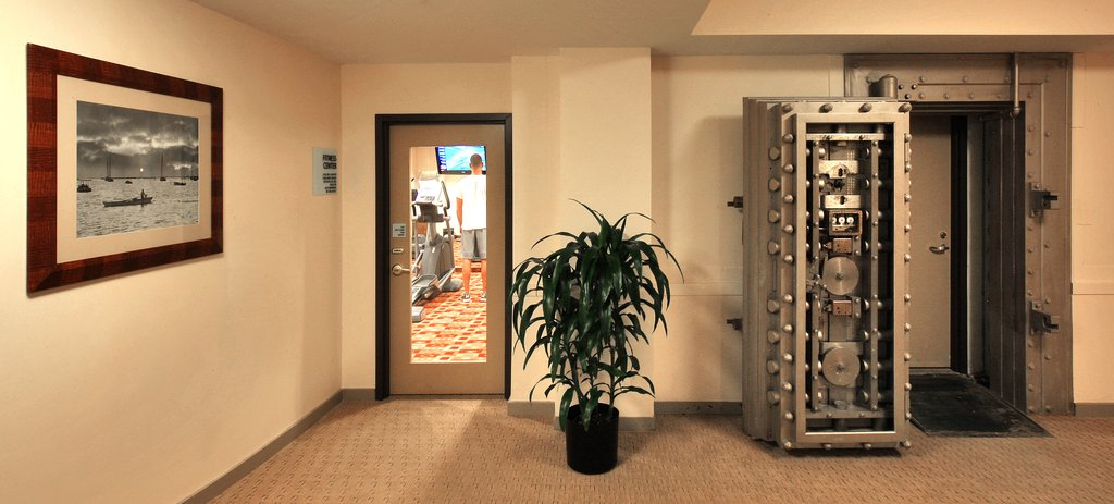 Holiday Inn Express Baltimore-Downtown-Fitness Center<br/>Image from Leonardo