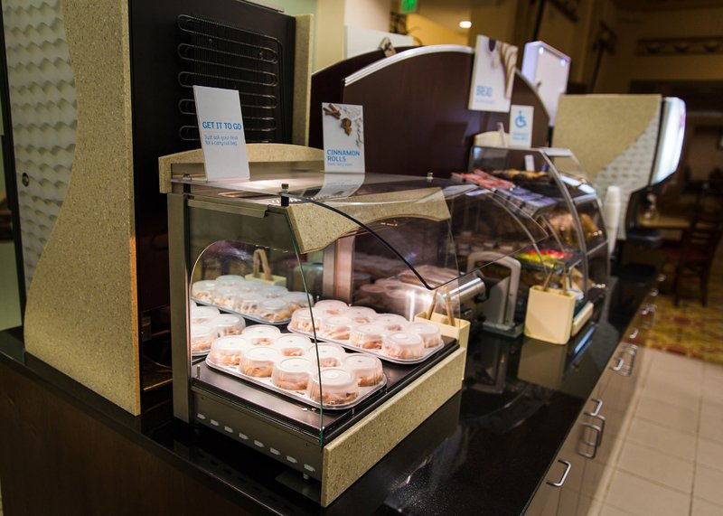 Holiday Inn Express Baltimore-Downtown-Enjoy our signature cinnamon rolls hot and fresh!<br/>Image from Leonardo