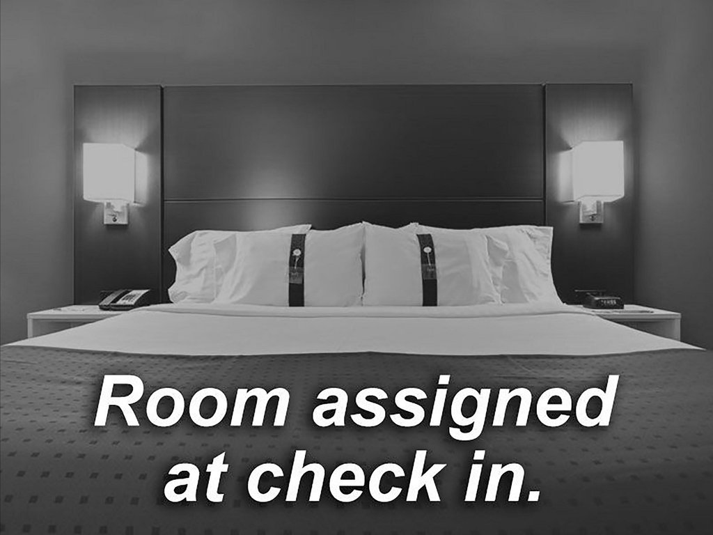 Holiday Inn Express Baltimore-Downtown-Room assigned at check-in<br/>Image from Leonardo