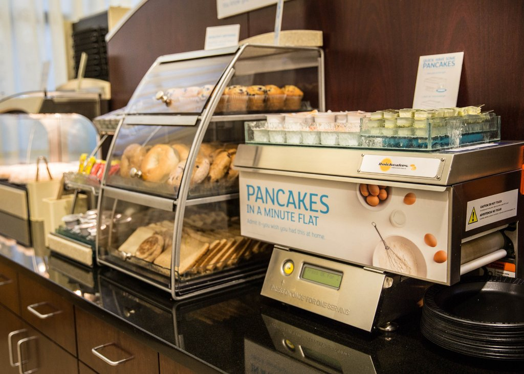 Holiday Inn Express Baltimore-Downtown-Start your day of right with the most important meal of the day!<br/>Image from Leonardo