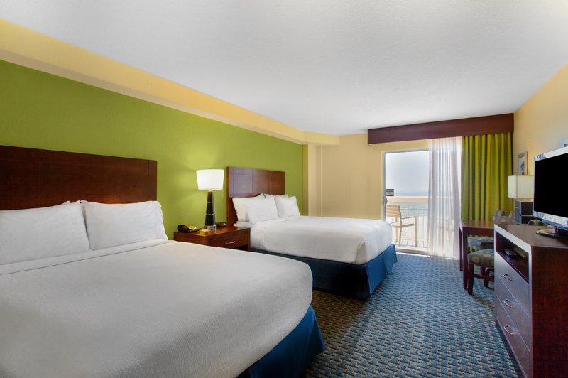 Holiday Inn Daytona Beach On The Ocean-2 Queen Beds Oceanfront With Balcony<br/>Image from Leonardo