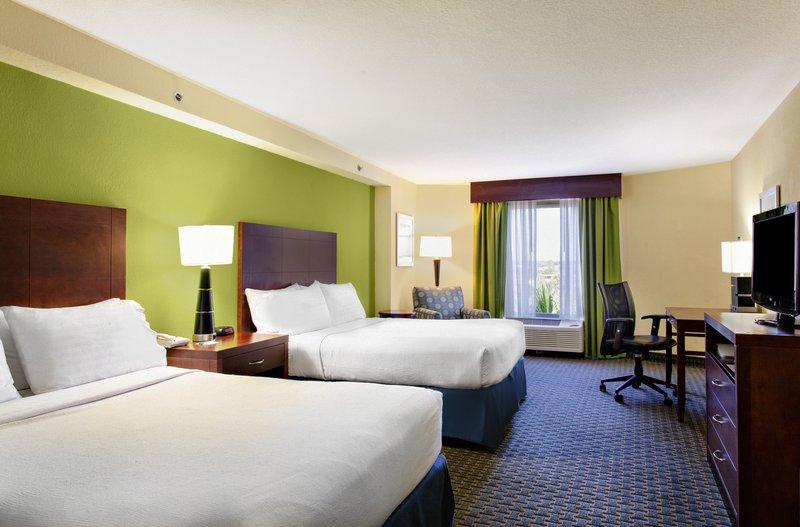 Holiday Inn Daytona Beach On The Ocean-Queen Bed Guest Room<br/>Image from Leonardo