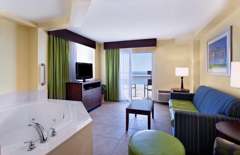 Holiday Inn Daytona Beach On The Ocean-1 King Bed with Living Area/Whirpool<br/>Image from Leonardo