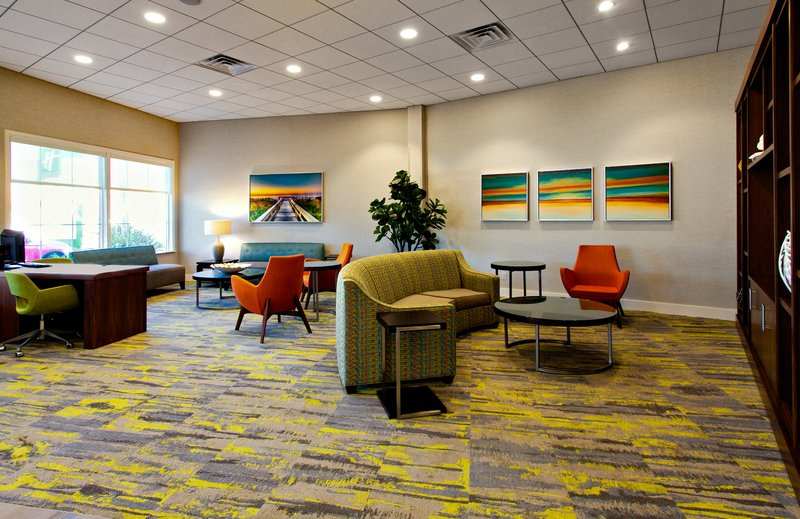 Holiday Inn Daytona Beach On The Ocean-Main Lobby Seating Area<br/>Image from Leonardo