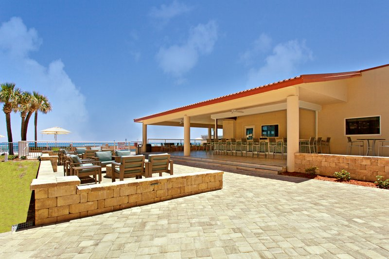 Holiday Inn Daytona Beach On The Ocean-Fire Pits and Outdoor Seating Area<br/>Image from Leonardo