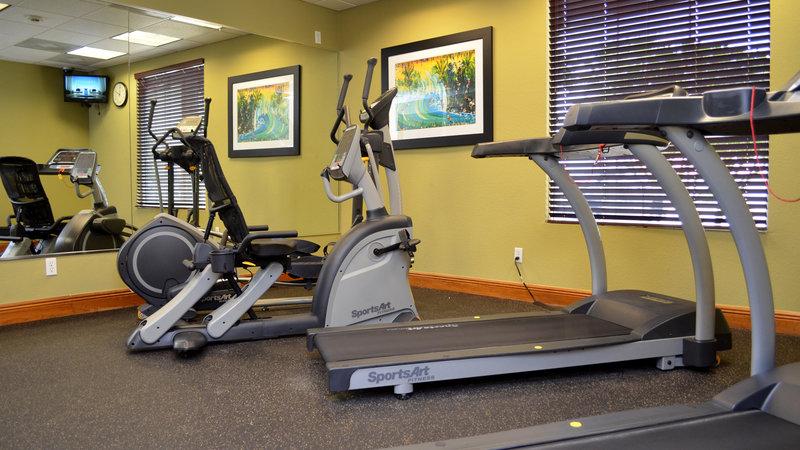 Holiday Inn Daytona Beach On The Ocean-Fitness Center<br/>Image from Leonardo