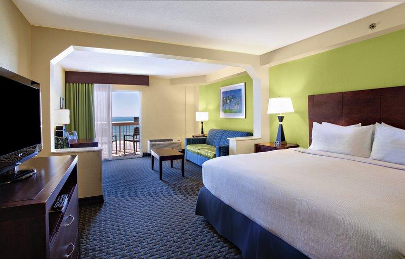 Holiday Inn Daytona Beach On The Ocean-1 King Bed Jr Suite Oceanfront With Balcony<br/>Image from Leonardo