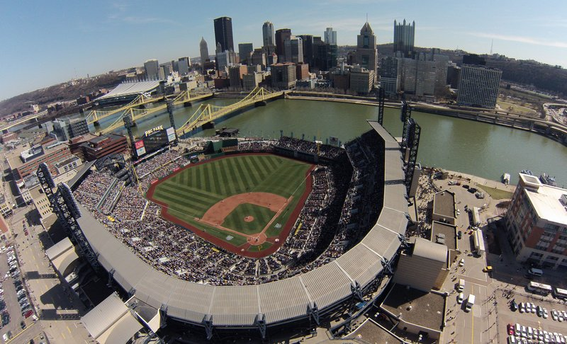 Candlewood Suites Pittsburgh-Airport-12 mi.  from hotel - PNC Park.  #1 Park In MLB #Pirates<br/>Image from Leonardo