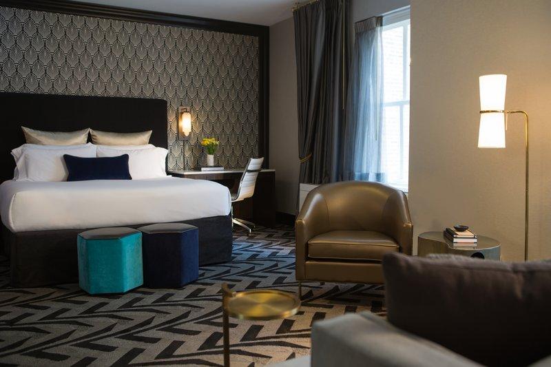 Hotel Allegro; A Kimpton Hotel - Guest Room <br/>Image from Leonardo