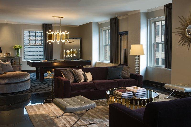 Hotel Allegro; A Kimpton Hotel - Hospitality Suite <br/>Image from Leonardo