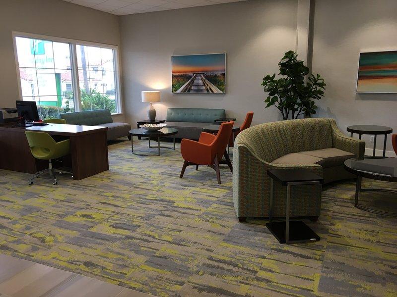 Holiday Inn Daytona Beach On The Ocean-Hotel Lobby <br/>Image from Leonardo