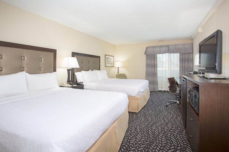 Holiday Inn Little Rock - Airport - Conf Ctr-Double Bed Guest Room<br/>Image from Leonardo