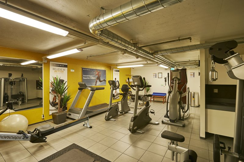 Holiday Inn Tampere - Central Station-Well equipped Gym is available complimentary for exercise<br/>Image from Leonardo