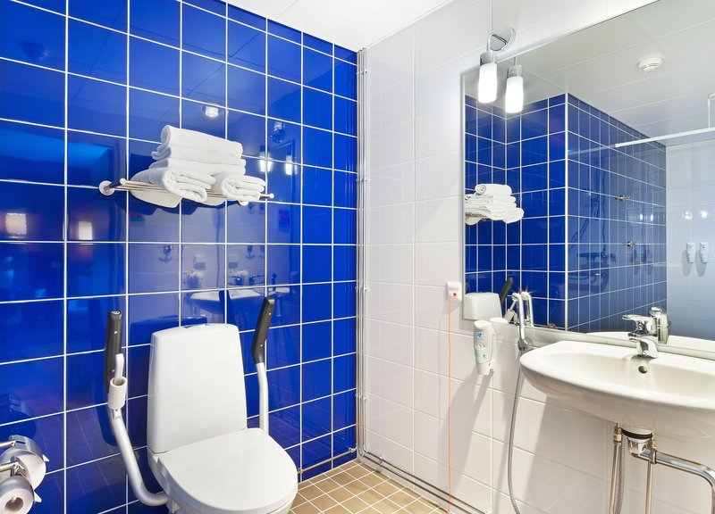 Holiday Inn Tampere - Central Station-Wheelchair Accessible<br/>Image from Leonardo