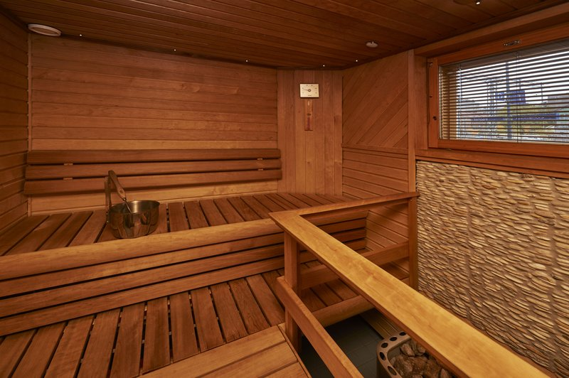 Holiday Inn Tampere - Central Station-Complimentary Finnish Sauna is available free of charge<br/>Image from Leonardo