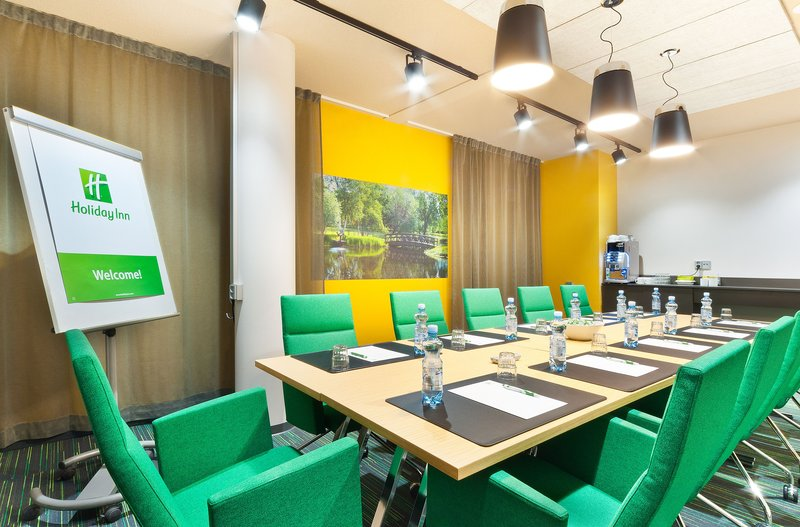 Holiday Inn Tampere - Central Station-Platform 21 is our comfortable and fresh meeting room<br/>Image from Leonardo