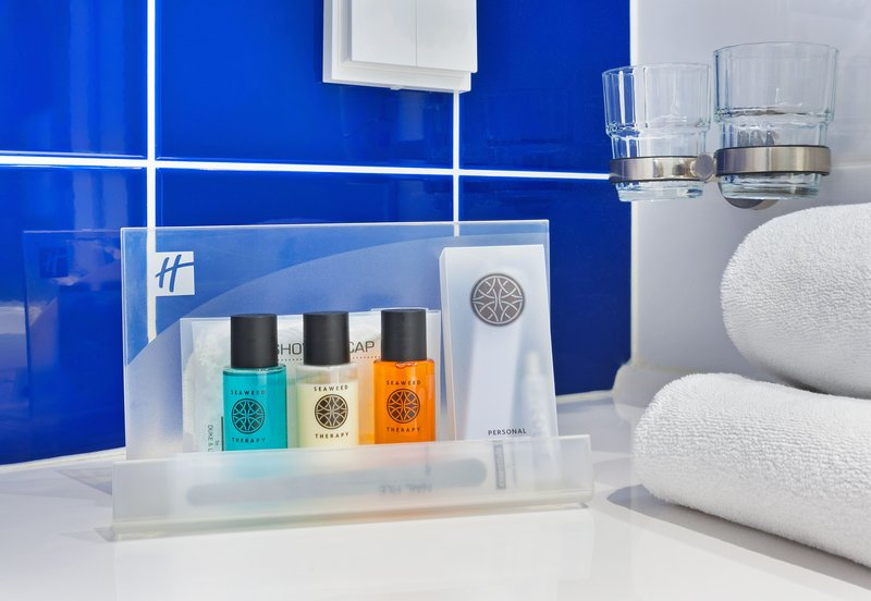 Holiday Inn Tampere - Central Station-Bathroom Amenities<br/>Image from Leonardo