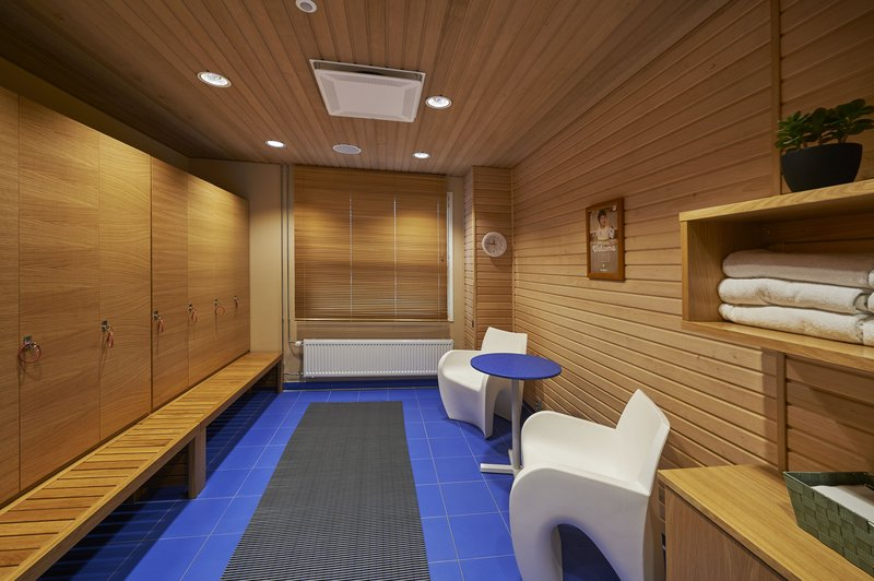 Holiday Inn Tampere - Central Station-Get ready to use the Finnish Sauna<br/>Image from Leonardo