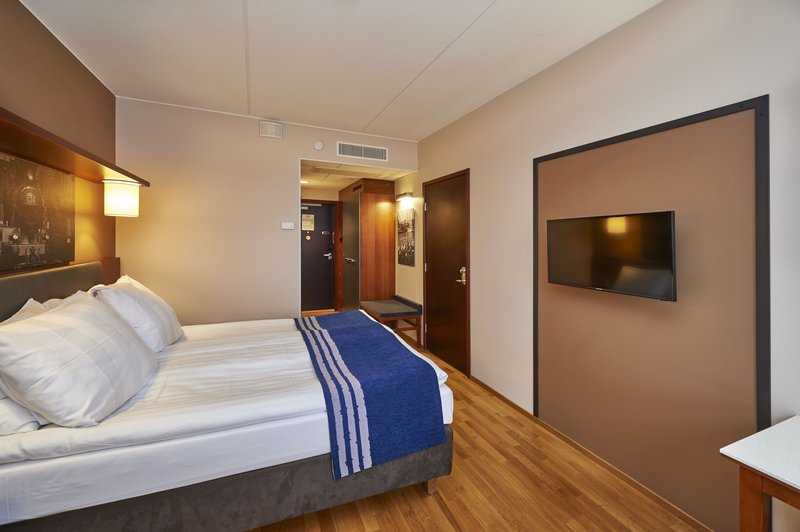 Holiday Inn Tampere - Central Station-All our rooms feature complimentary Wi-Fi<br/>Image from Leonardo