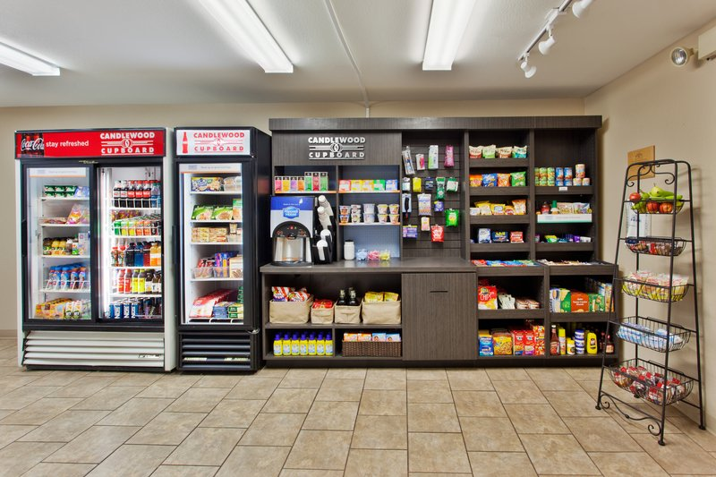 Candlewood Suites Knoxville-The Candlewood Cupboard features a variety of meal & snack options<br/>Image from Leonardo