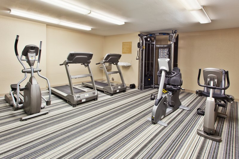 Candlewood Suites Knoxville-Fitness Center available 24/7<br/>Image from Leonardo