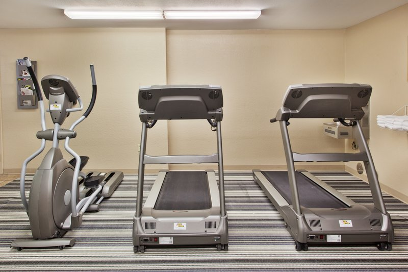 Candlewood Suites Knoxville-Fitness Center features a variety of workout equipment<br/>Image from Leonardo