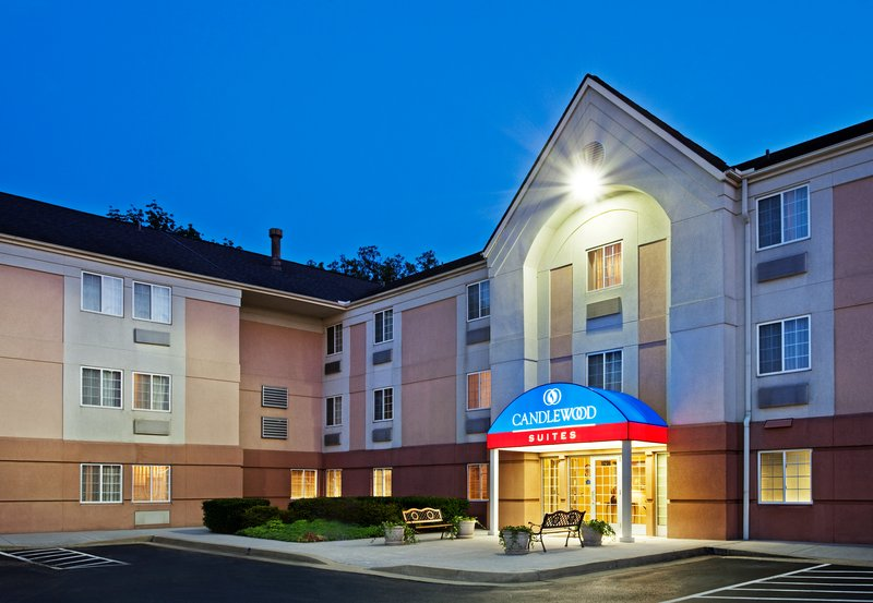 Candlewood Suites Knoxville-Hotel Exterior<br/>Image from Leonardo