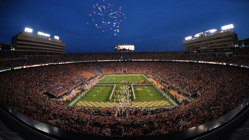 Candlewood Suites Knoxville-University of Tennessee Volunteers - Neyland Stadium<br/>Image from Leonardo