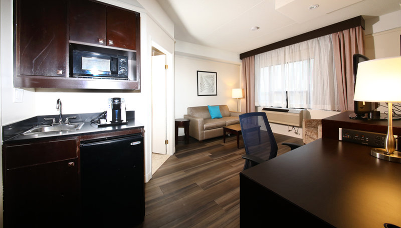 Holiday Inn Hotel & Suites Windsor (Ambassador Bridge)-Junior Suite<br/>Image from Leonardo