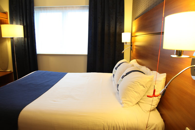 Holiday Inn Express Braintree-Wheelchair Accessible<br/>Image from Leonardo