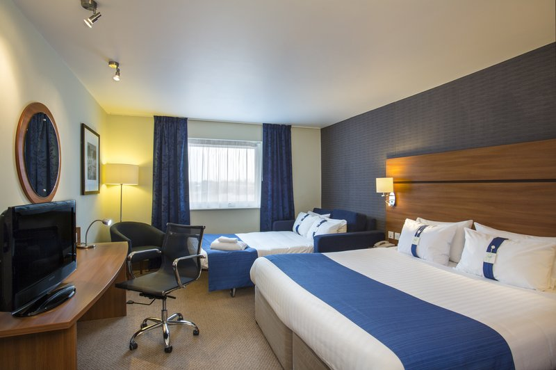 Holiday Inn Express Braintree-Guest Room<br/>Image from Leonardo