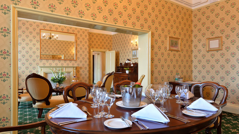 Holiday Inn Sheffield-The 1862 Suite has its own dining room<br/>Image from Leonardo