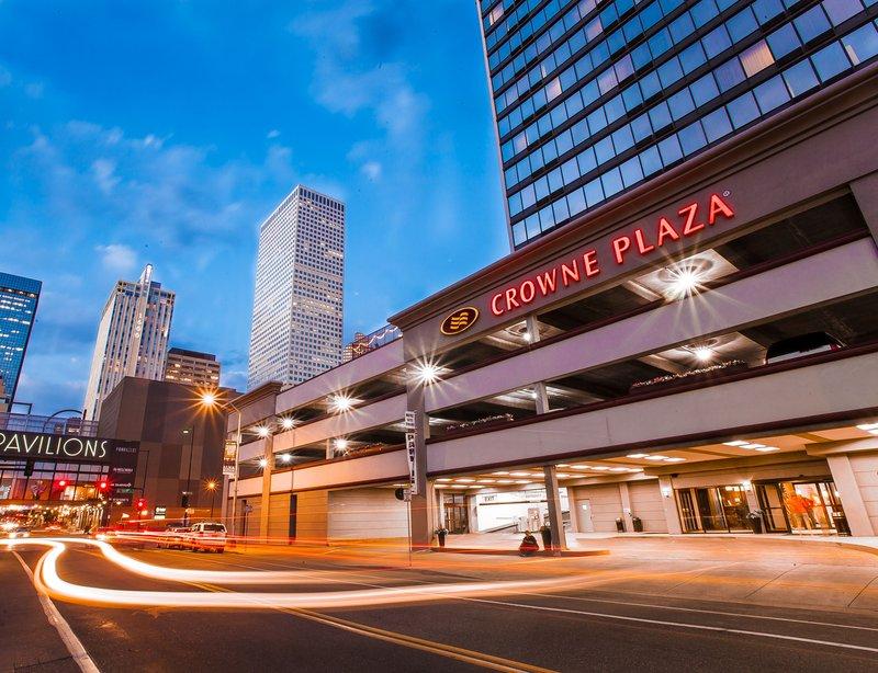 Crowne Plaza Downtown Denver-Hotel Exterior<br/>Image from Leonardo
