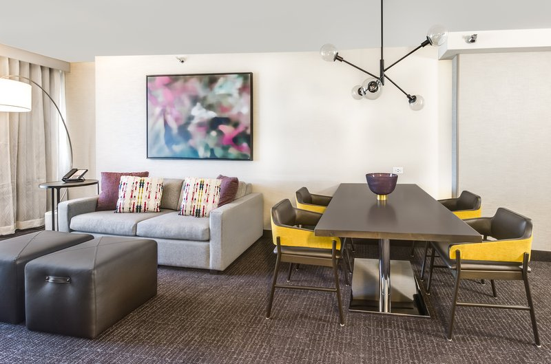 Crowne Plaza Downtown Denver-Executive Suite Sitting Area<br/>Image from Leonardo