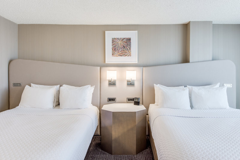 Crowne Plaza Downtown Denver-Double Queen Accessible Room<br/>Image from Leonardo