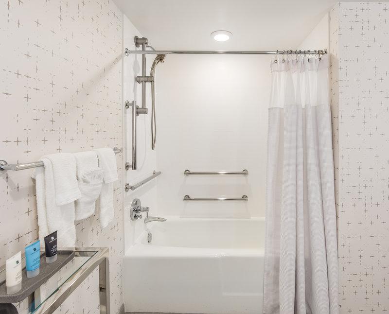Crowne Plaza Downtown Denver-Accessible Bathroom<br/>Image from Leonardo