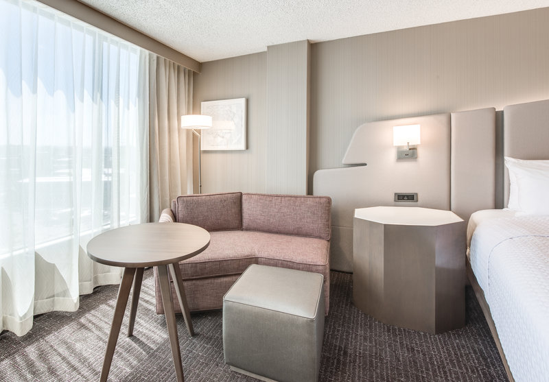 Crowne Plaza Downtown Denver-Standard Room Sitting Area<br/>Image from Leonardo